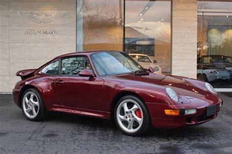1997 porsche 911 for sale 1997 porsche 911 turbo german cars for sale