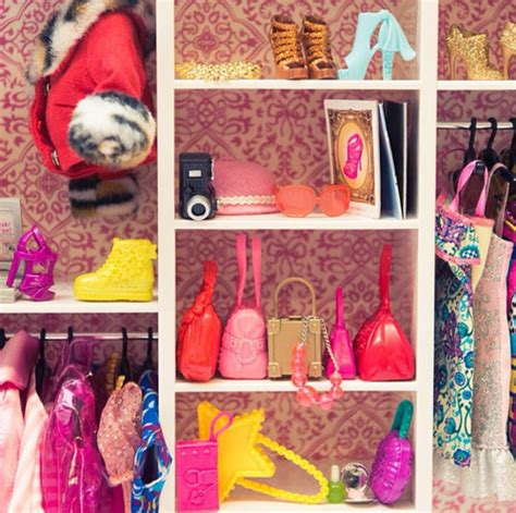 Barbies Closet by Baby Bingo In S Closet Fashion The
