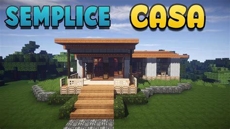 minecraft come costruire una casa come costruire una casa minecraft ita