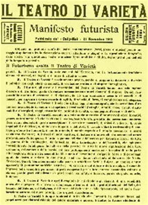 il manifesto del libero 8804674016 manifesto del varieta