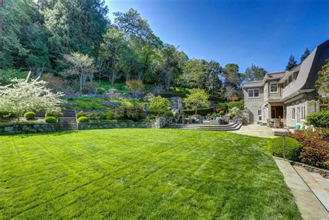 mansion backyard grateful dead s phil lesh selling marin county mansion