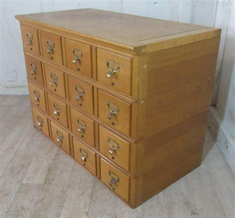 antique map file cabinet golden oak card index filing cabinet wine rack antiques