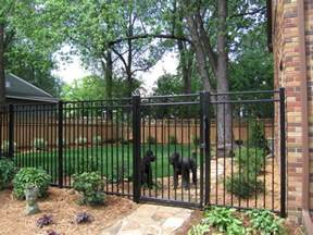 wrought iron fence cost architectural design