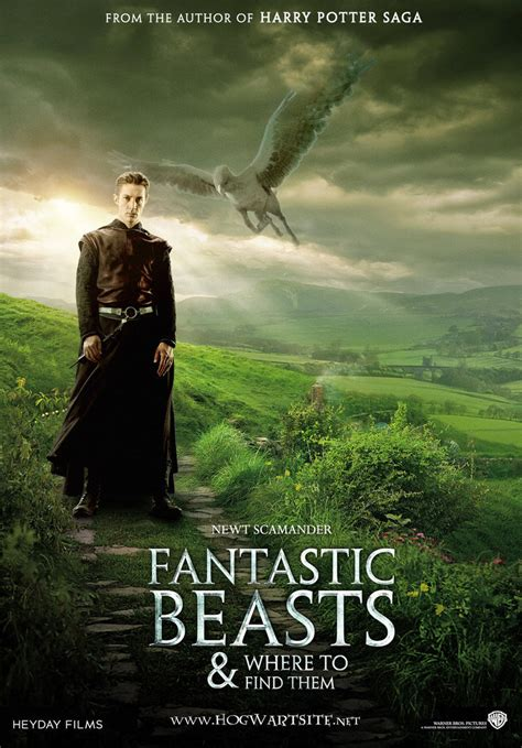 Fantastic Beasts And Where To Find Them By Newt Schamender Fantastic Beasts And Where To Find Them Dvd Release Date