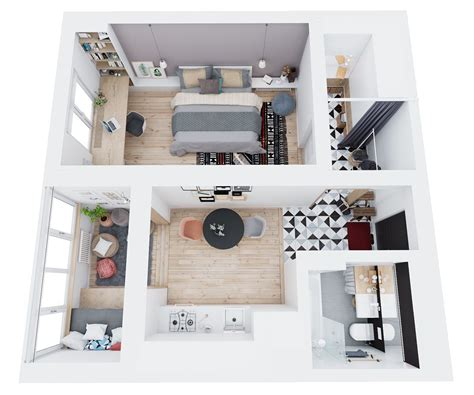 50 sq meters did you ever think that an apartment of tiny size can t