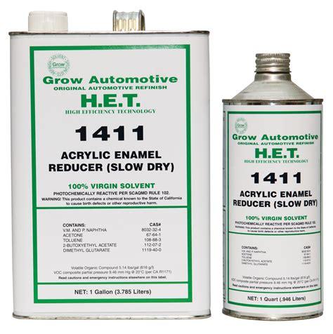 acrylic and alkyd paint high gloss acrylic alkyd enamel reducer 5 gal