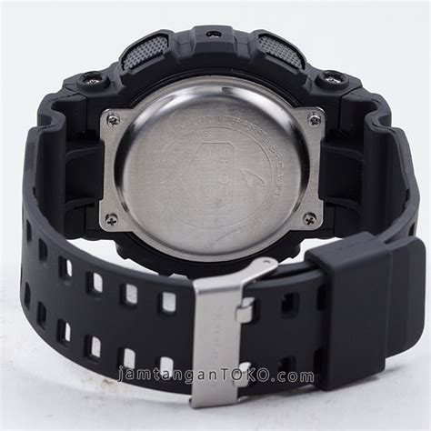 G Shock Fullblack Kw g shock kw gax 100 black g lide tactical