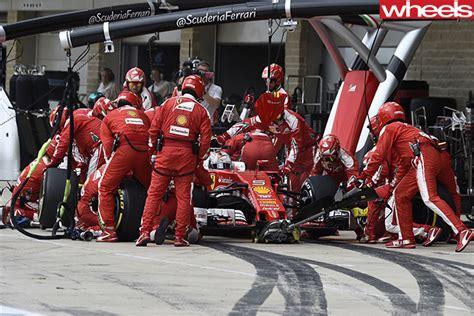Ferrari F1 Engineer by Former Ferrari F1 Engineer Says Scuderia Is Running Scared