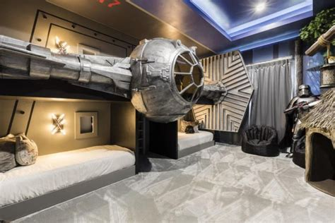 star wars themed room star wars themed bedroom at exclusive private villas in orlando