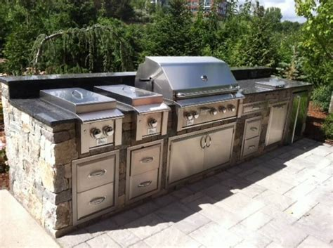 Outdoor Kitchen Cabinets by Outdoor Kitchens Outdoor Modular Kitchen Cabinets
