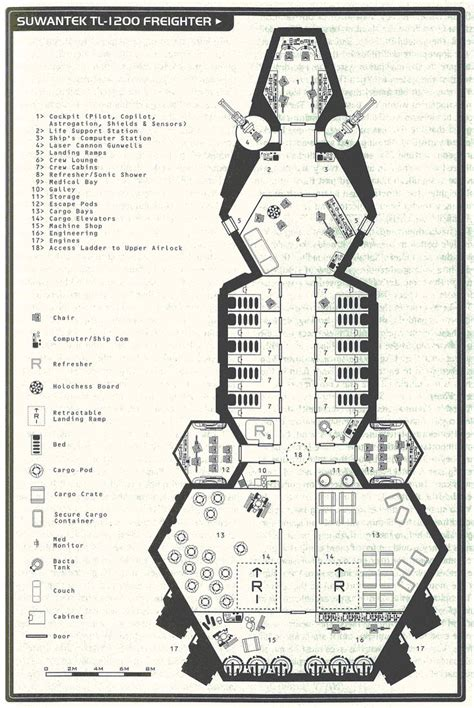 starship floor plan 217 best images about rpg