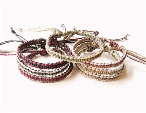 Macrame Knots Hemp - macrame knots hemp 28 images beyondbracelets the