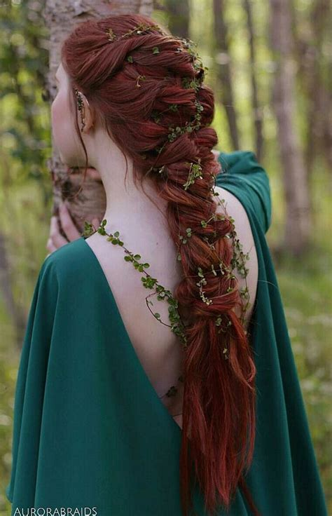 celtic wedding hairstyles 447 best viking celtic medieval elven braided hair