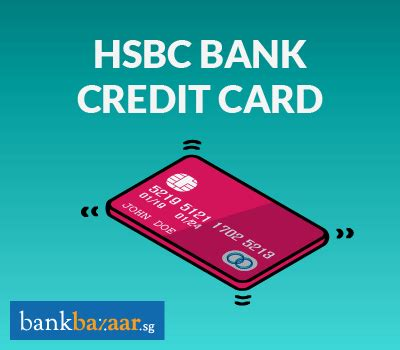 hsbc bank credit card best hsbc credit cards in singapore 2018