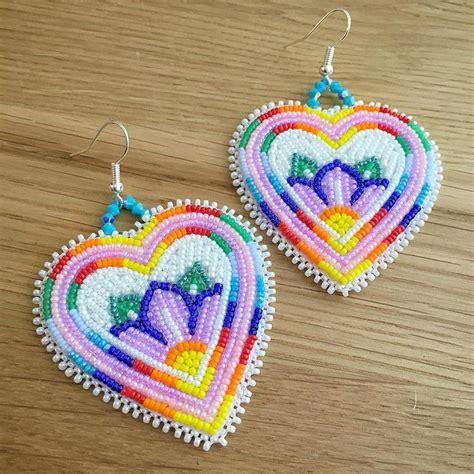 beadwork earrings 828 best beautiful beaded earrings images on