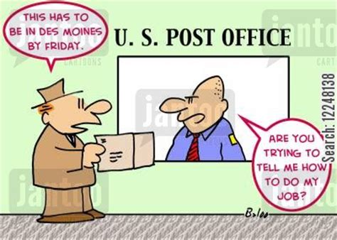 postal worker humor from jantoo