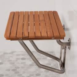 28 quot teak ada shower seats teakworks4u