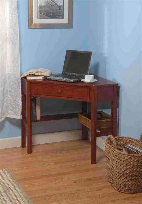 Small Corner Writing Desk Decor Ideasdecor Ideas Small Corner Writing Desk