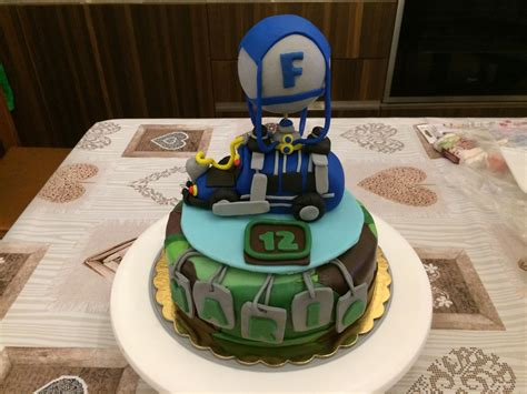 fortnite cake  cakes  sweets cake  birthday