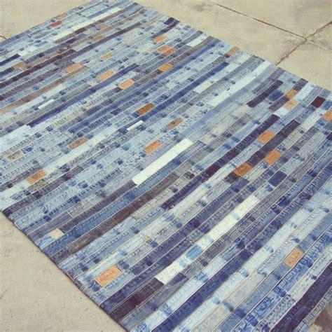 jean rug 550 best denim crafts images on