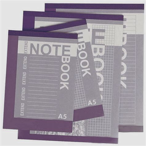 Kaos Note Note 03 kreatif digital printing block note