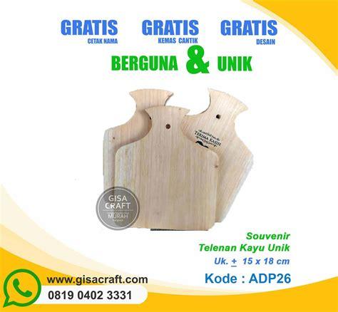 Talenan Unik souvenir talenan kayu unik adp26 gisa craft