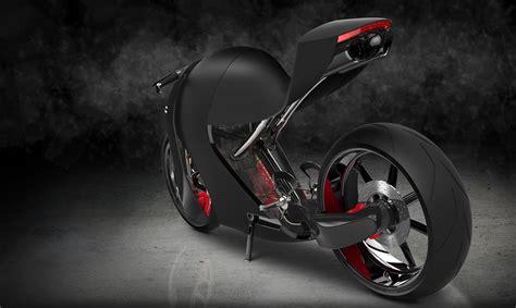 Audi Bike by Audi Rr Concept Bike The Hybrid Superbike