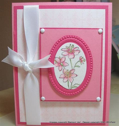 Handmade Day Cards - handmade s day card