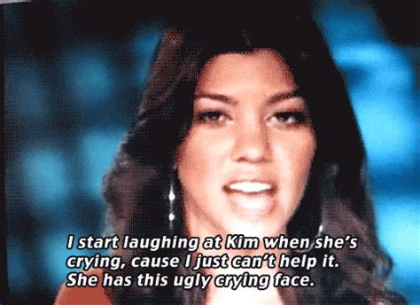 Ugly Cry Meme - 23 realizations about quot keeping up with the kardashians quot