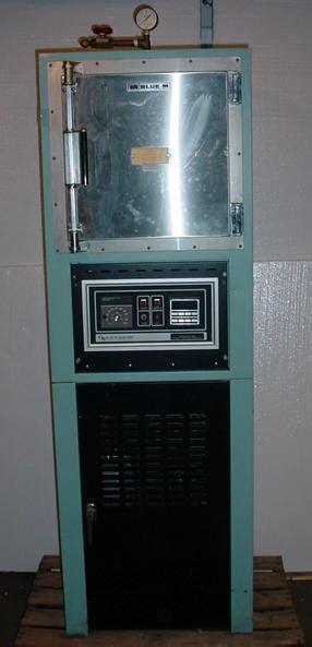 Oven Listrik National Omega used vacuum ovens blue m napco hotpack labline mill