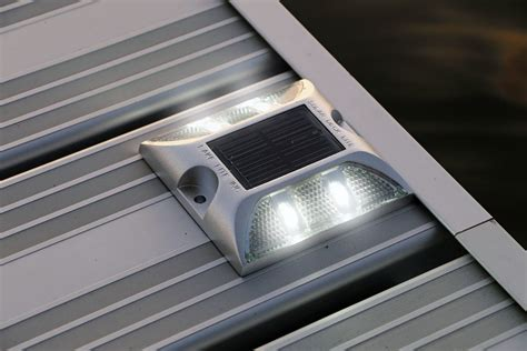 pack aluminum marine grade dock deck lights midwest