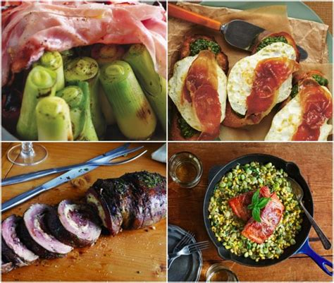8 ideas for dinner tonight prosciutto chow pinterest