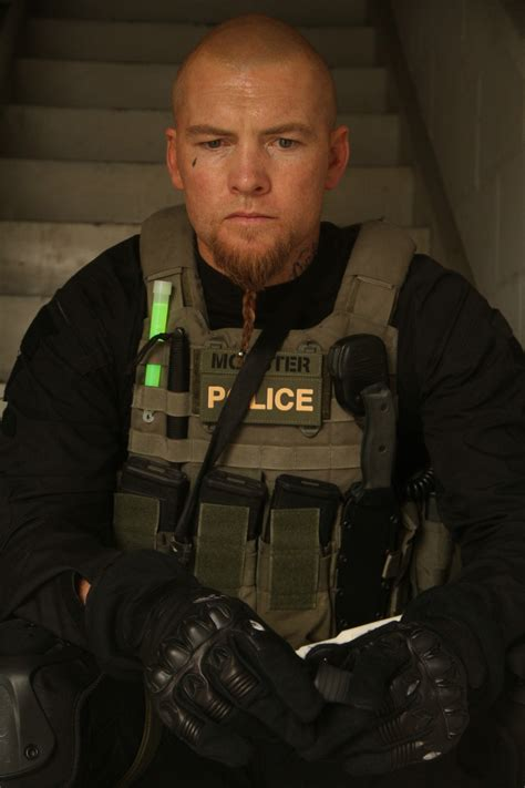 sam worthington mars photo de sam worthington sabotage photo sam