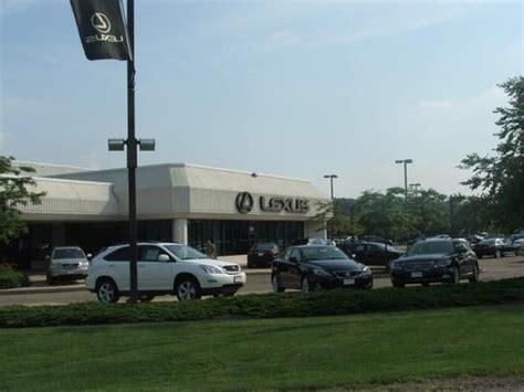 Lexus Of Akron by Lexus Of Akron Canton Car Dealership In Akron Oh 44312