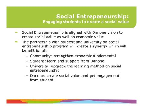 si鑒e social danone danone social entrepreneur