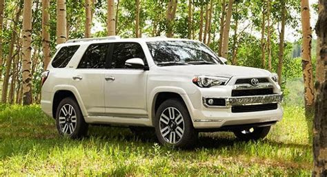 Toyota 4runner Limited Review Toyota 4runner Limited Review 2017 Carshighlight
