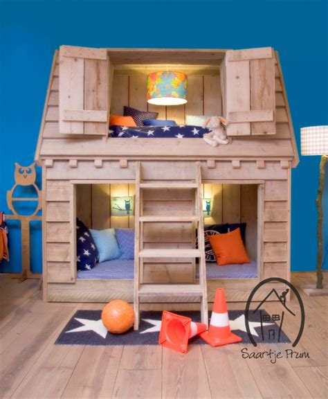 10 Fabulous Boys House Beds Decoholic Awesome Bunk Beds For Boys
