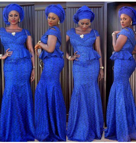 photo of nigeria lace skirt and blouse lace skirt and blouse style dezango fashion zone
