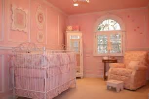 Princess Baby Nursery Decor Princess Nursery For Baby Royal Nurseries Pink Princess Decor