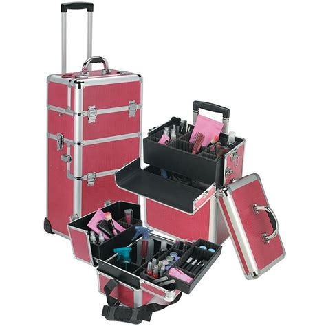 Makeup Drawers On Wheels Cosmetology Bag On Wheels Cosmetic Box