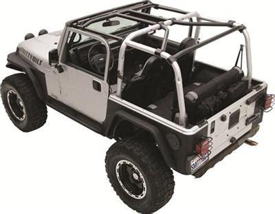 Do Jeep Wranglers Roll Easily Klatka Zabezpieczająca Smittybilt Xrc Roll Cage Jeep