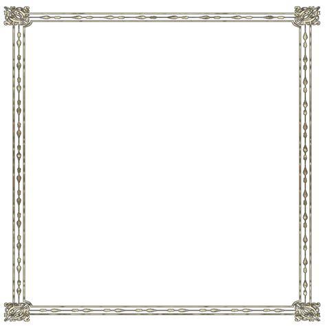 Template Tku Card by Gold Frame Border Png Gold Leaf Frame Shoppe Llc