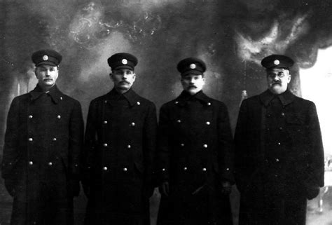 Niagara Falls Arrest Records Four Officers Of Niagara Falls Circa Early 1900s Details