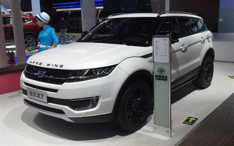 land wind x7 landwind x7 wikipedia