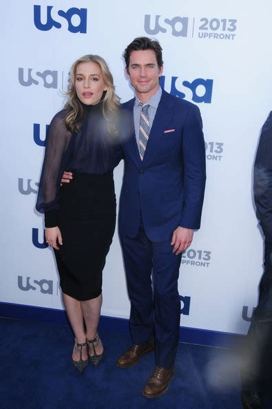 Matthew And Piper Back On by Piper Perabo And Matt Bomer Photos Photos Zimbio