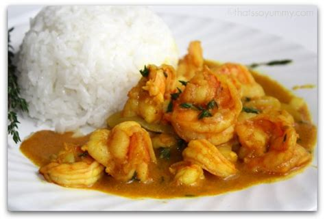 Curried Shrimp by Curried Shrimp Recipe Dishmaps