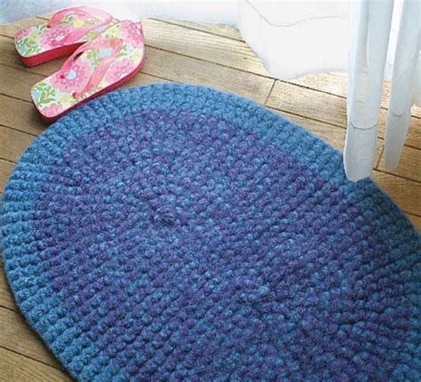 wool rug patterns crochet rug felted halcyon classic rug wool crochet pattern halcyon yarn
