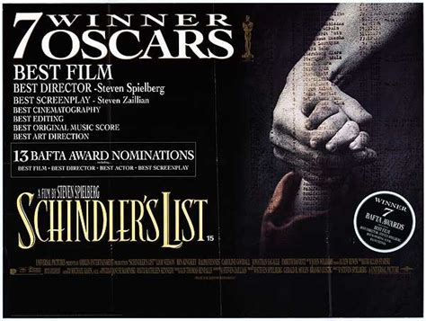 film schindler list adalah 10 movies that will make you cry