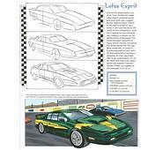 How To Draw An Esprit
