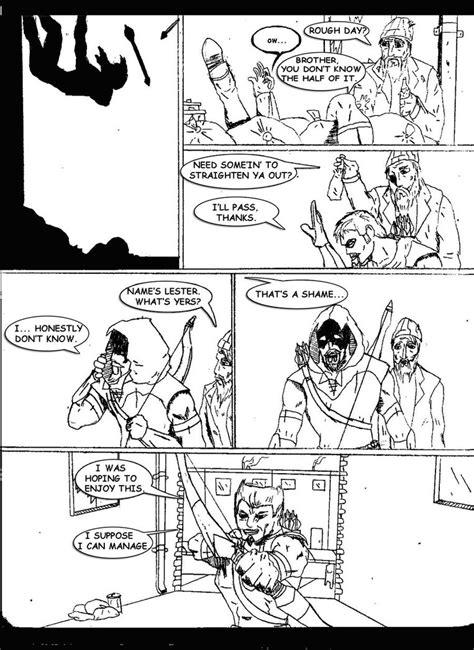 Green Arrow:Requiem Part1Page6 by Dalekrider123 on DeviantArt